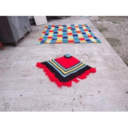 Couette + Poncho Patchwork