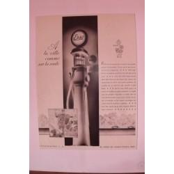 Affiche Pub ESSO 1931