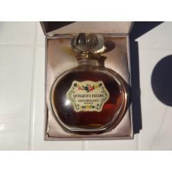 """Parfum ancien HOUBIGANT """" quelques fleurs """""""