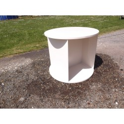 Table industrielle fer