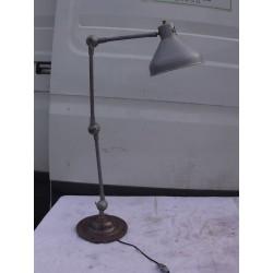 Lampe Industrielle 3 Bras des Années 60