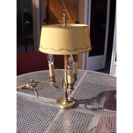 Lampe Bouillotte De Style Empire