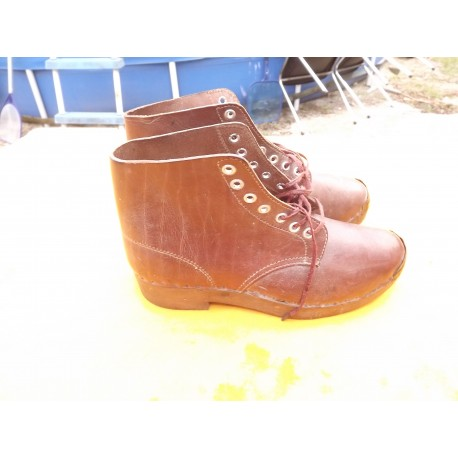 chaussure civile guerre 39 45