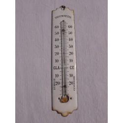 Thermométre Plaque émaillée