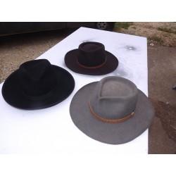 3 Chapeaux Feutre