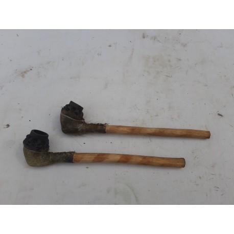 2 Pipes Africaine Bethamaribe