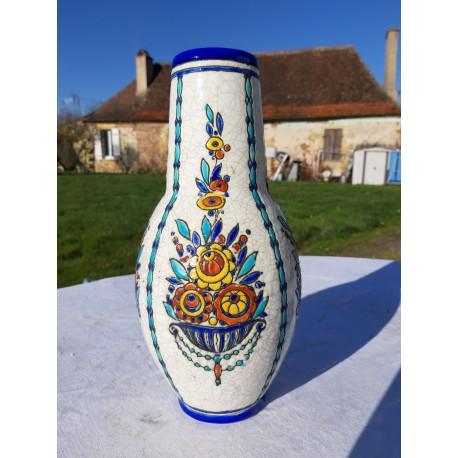 Vase Boch La Louvière Charles Catteau