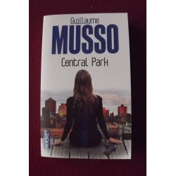 Guillaume Musso : Central Park