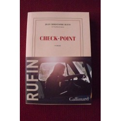 Jean-christophe Rufin : Check-Point