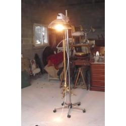Lampe de Kinésithérapeute monter en Lampe Indus .