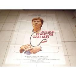 """Affiche de Cinema """" Dc Françoise Galland"""""""